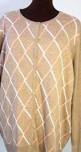 Plus Size Cardigan Sweater